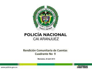 CAI ARANJUEZ