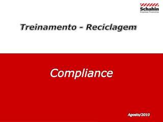 Compliance Agosto/2010
