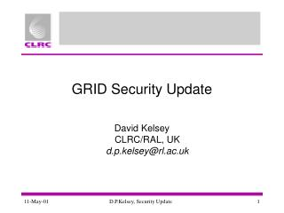 GRID Security Update