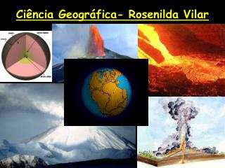 Ci�ncia Geogr�fica- Rosenilda Vilar