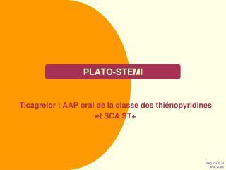 PLATO-STEMI