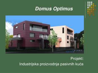 Domus Optimus