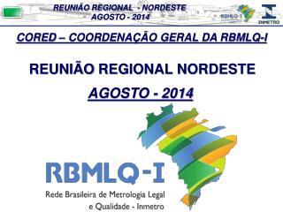 REUNIÃO  REGIONAL NORDESTE