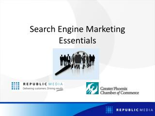 Search Engine Marketing Essentials