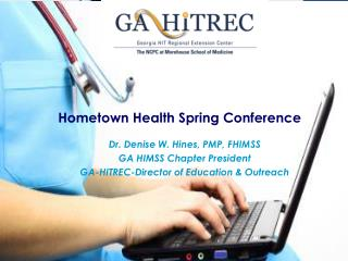 Hometown Health Spring Conference