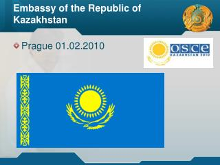 Embassy of the Republic of Kazakhstan