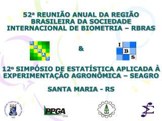 LOCAL CENTRO DE CIÊNCIAS RURAIS & CENTRO DE CIÊNCIAS NATURAIS E EXATAS