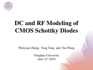 CMOS Millimeter-wave Device Modeling