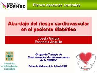 Abordaje del riesgo cardiovascular en el paciente diabético