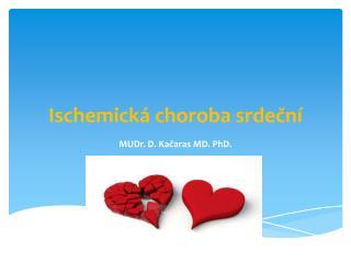 Ischemická choroba srdeční