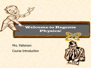Welcome to Regents Physics!