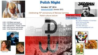 Polish Night