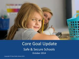 Core Goal Update