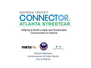 Helping to Build Livable and Sustainable  Communities for Atlanta