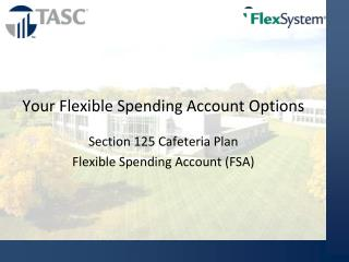Your Flexible Spending Account Options