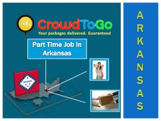 Part Time Job in Arkansas
