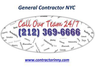 General Contractor NYC - Contractorinny.com