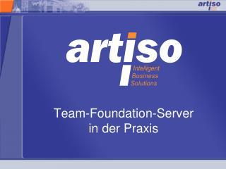 Team-Foundation-Server in der Praxis