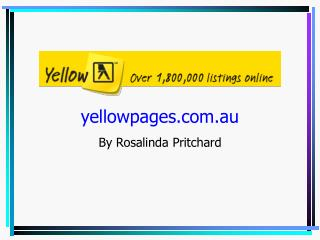 yellowpages.au