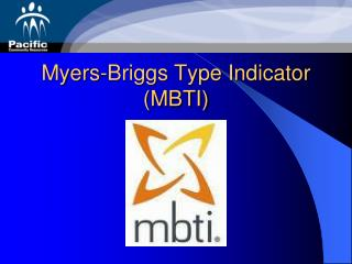 Myers-Briggs Type Indicator  MBTI