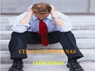 CITAS AGUSTINIANAS