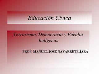 Educación Cívica