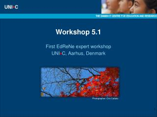 Workshop 5.1