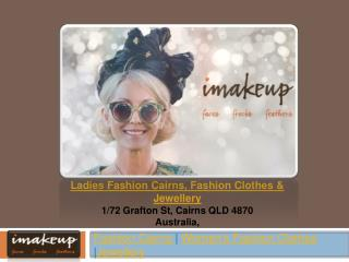 Imakeup Fashion cairns, clothes, bags online