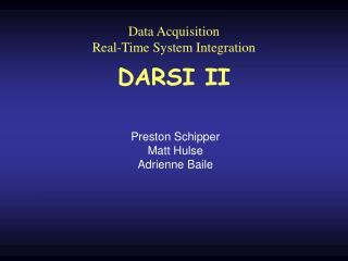 DARSI II