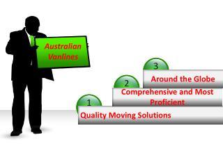 Leading International Moving Company