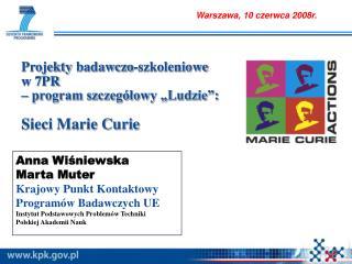 Warszawa, 10 czerwca 2008r.