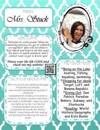 Mrs. Stuck