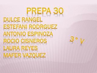 PREPA 30