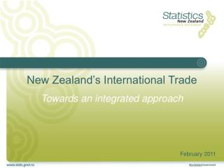 New Zealand's International Trade