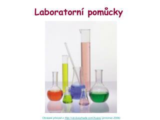 Laboratorní pomůcky