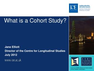 What is a Cohort Study?