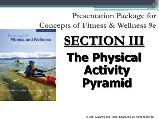 SECTION III The Physical Activity Pyramid