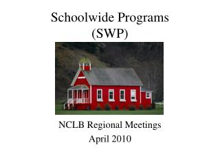Schoolwide Programs SWP