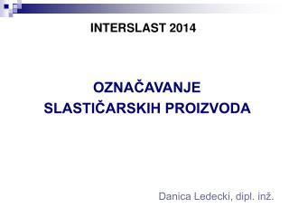 INTERSLAST 2014
