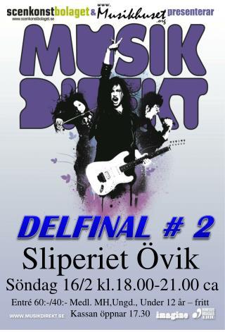 DELFINAL # 2