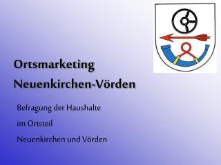 Ortsmarketing Neuenkirchen-Vörden
