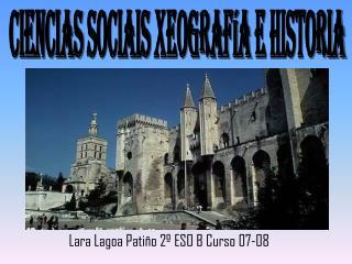 Lara Lagoa Patiño 2º ESO B Curso 07-08