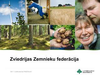 Zviedrijas Zemnieku federācija
