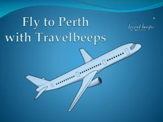cheap flights to Perth-Travelbeeps