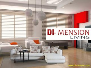 Modern Dining Table | Di-mension Living