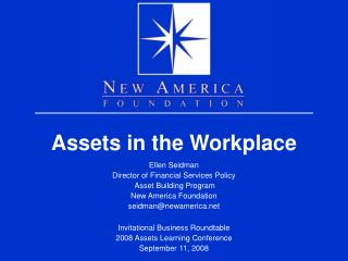 Assets in the Workplace
