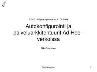 Niko Suominen