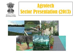 Agrotech Sector Presentation ( 2013)
