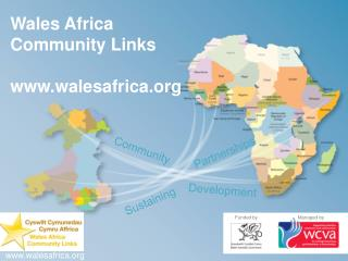 Wales Africa Community Links walesafrica