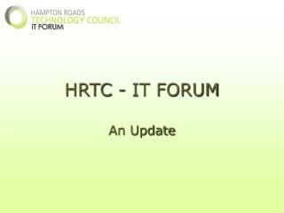 HRTC - IT FORUM